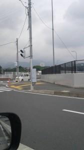 ふと見ると神奈川工科大学(KAIT)の情報学部棟(K1号館)